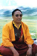 Kyabje Dorzong Rinpoche