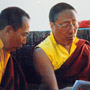 Kyabje Dorzong Rinpoche In Pilgrimage